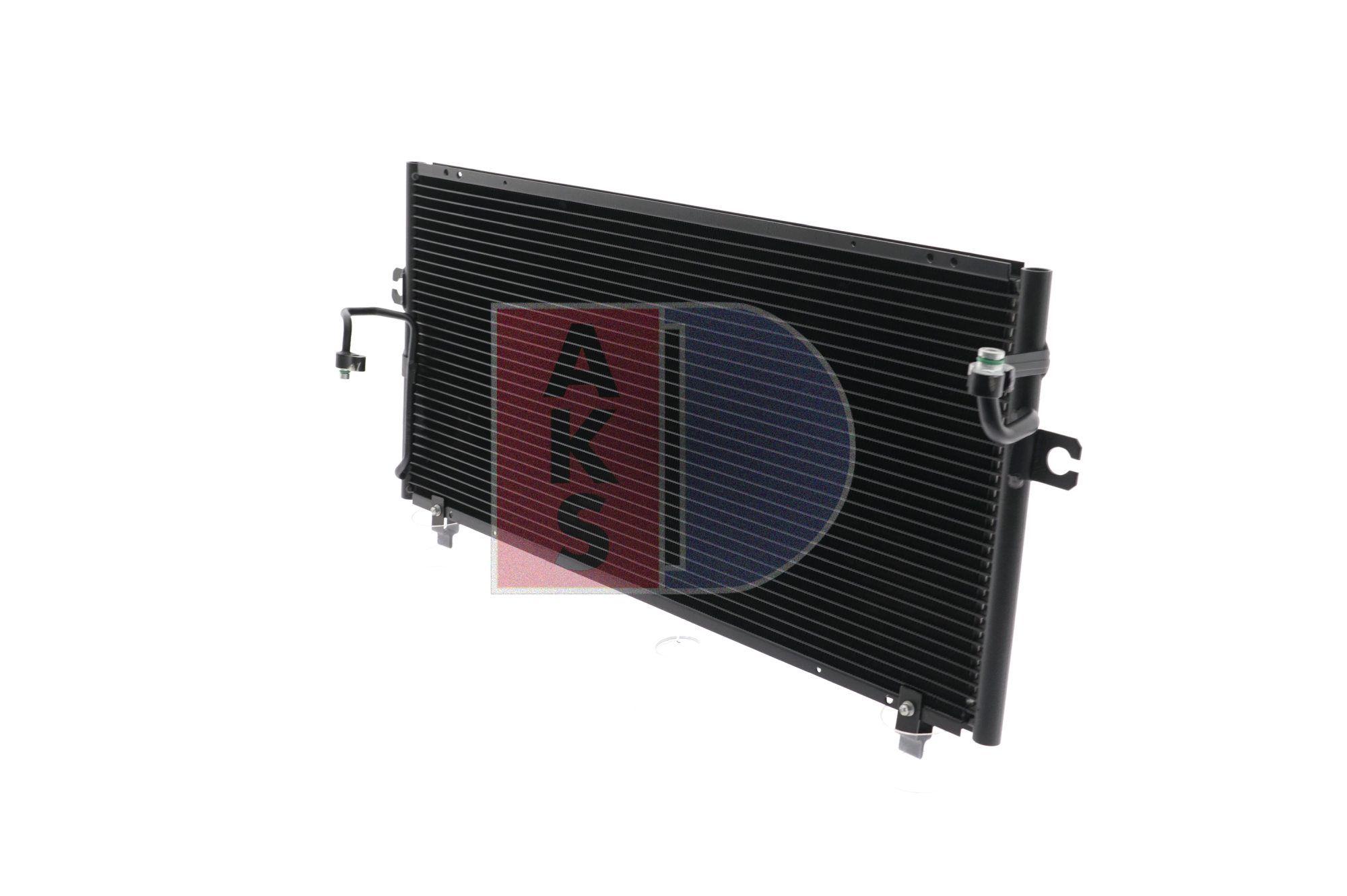 Kondensator Klimaanlage AKS DASIS 072420N 4044455324706