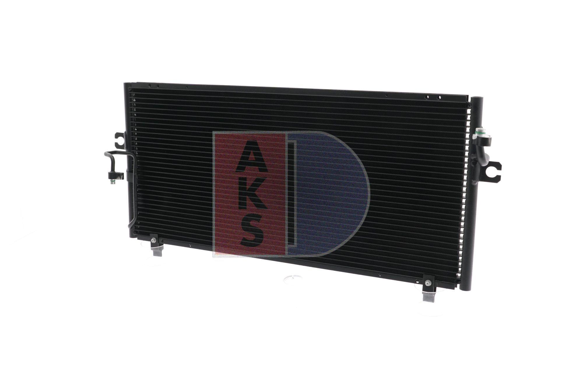 072420N Kondensator, Klimaanlage 4044455324706 profitabel