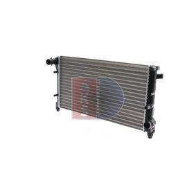 Radiator, engine cooling 080067N PANDA (169) 1.2 MY 2014