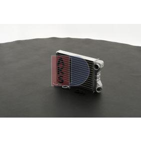 Heat Exchanger, interior heating 089003N PUNTO (188) 1.2 16V 80 MY 2000