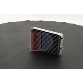 Heat Exchanger, interior heating 089011N PUNTO (188) 1.2 16V 80 MY 2004