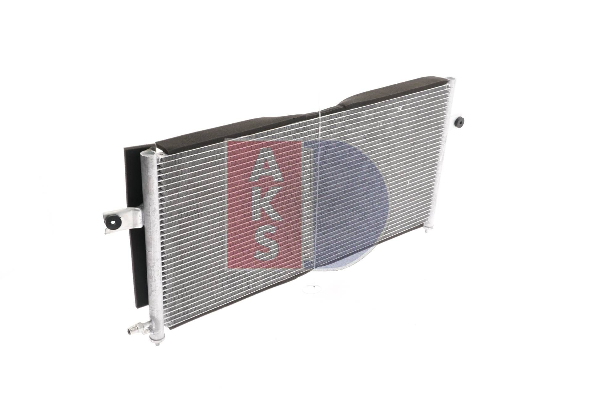 Klimakondensator 092007N AKS DASIS 092007N in Original Qualität