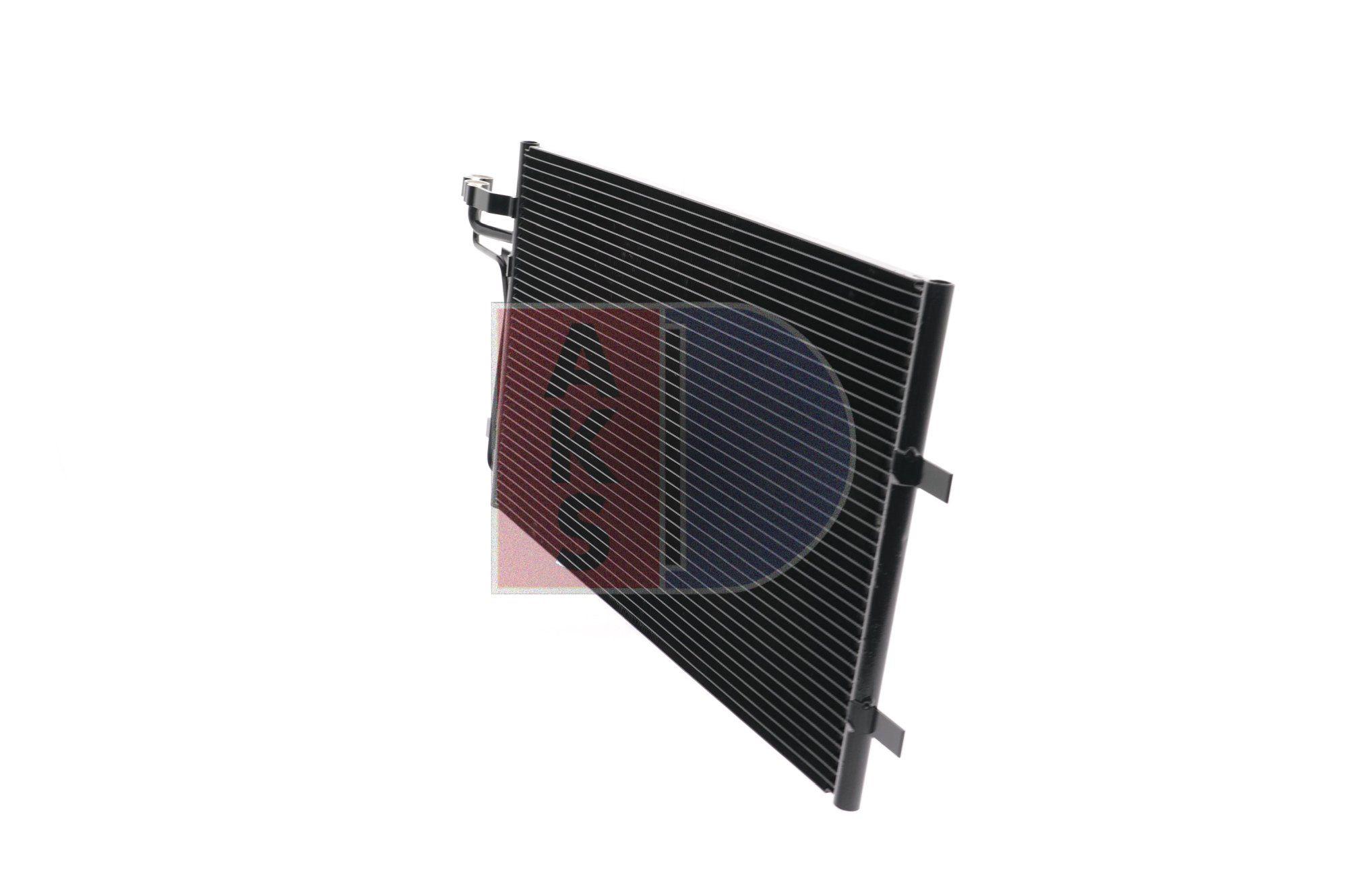 Kondensator Klimaanlage AKS DASIS 092007N Erfahrung