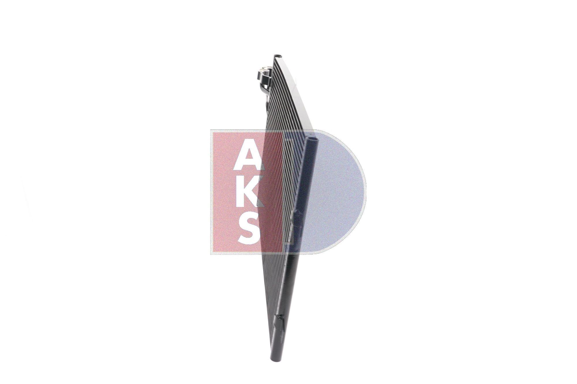 Kondensator Klimaanlage AKS DASIS 092007N 4044455327868