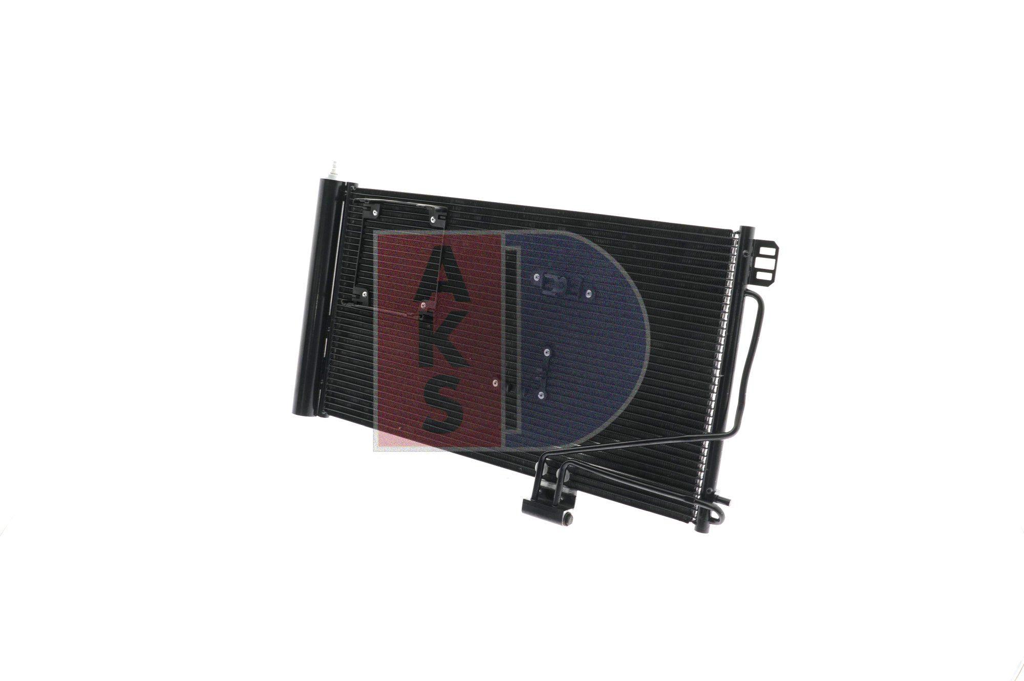 Kondensator Klimaanlage AKS DASIS 123520N 4044455324478