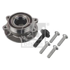 Radlagersatz Ø: 102,0mm, Innendurchmesser: 61,0mm mit OEM-Nummer 4H0 498 625 D