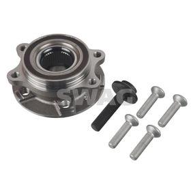 Radlagersatz Ø: 102,0mm, Innendurchmesser: 61,0mm mit OEM-Nummer 4H0498625B