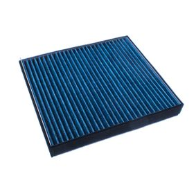 Filter, Innenraumluft Länge: 272mm, Breite: 234mm, Höhe: 32mm mit OEM-Nummer 1 718 042