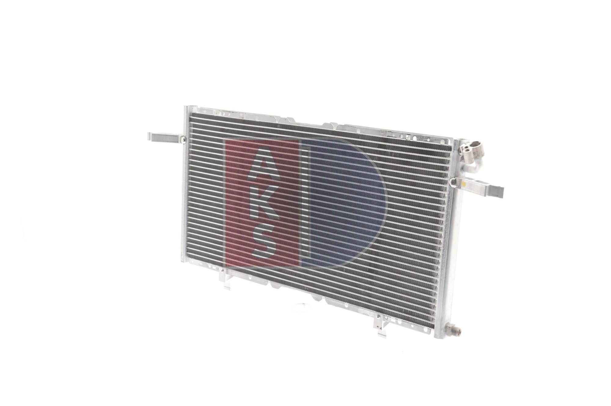 Kondensator Klimaanlage AKS DASIS 152004N Erfahrung
