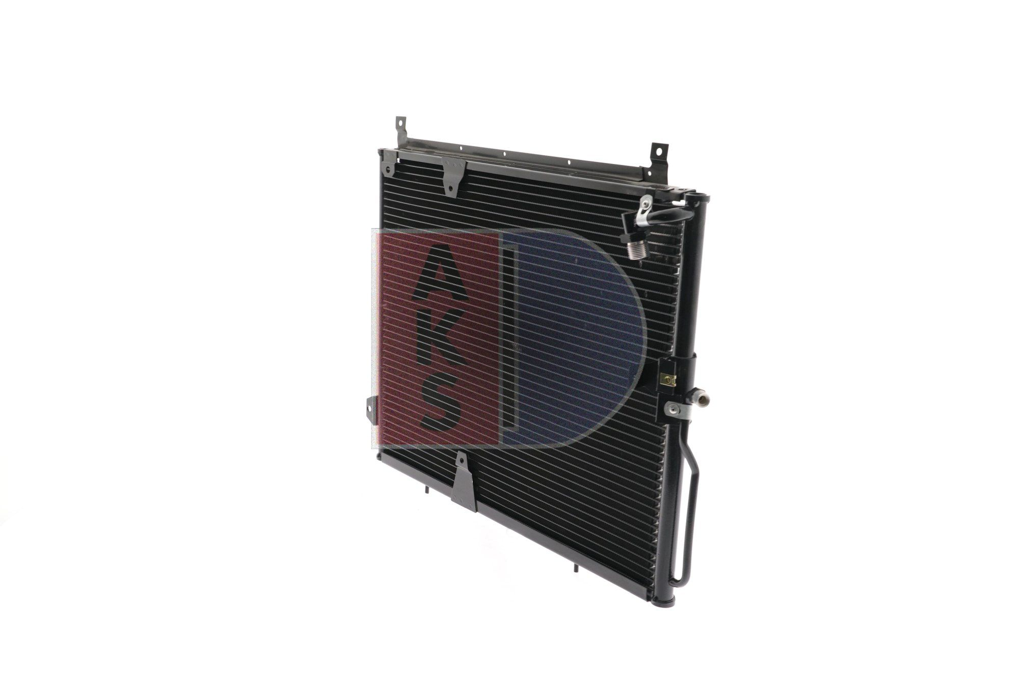 Kondensator Klimaanlage AKS DASIS 152015N Erfahrung