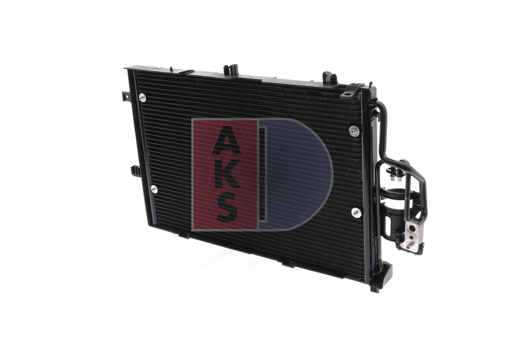Kondensator Klimaanlage AKS DASIS 152018N Erfahrung