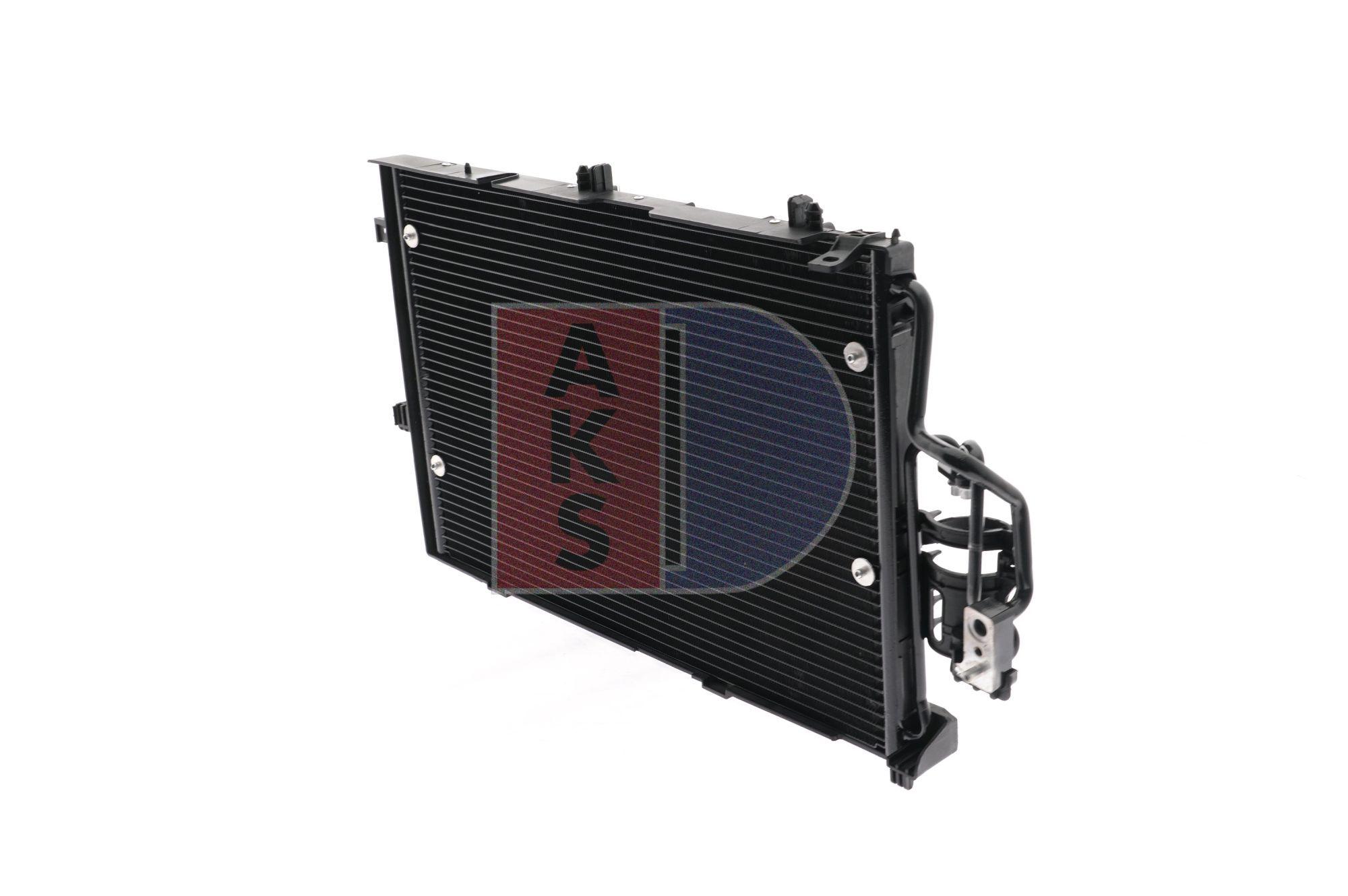 Kondensator Klimaanlage AKS DASIS 152018N 4044455327783
