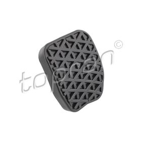 Clutch Pedal Pad with OEM Number 35 21 1 108 634