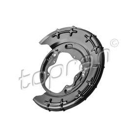 2012 KIA Ceed ED 1.6 Splash Panel, brake disc 821 852