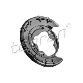 2010 KIA Ceed ED 1.6 Splash Panel, brake disc 821 853