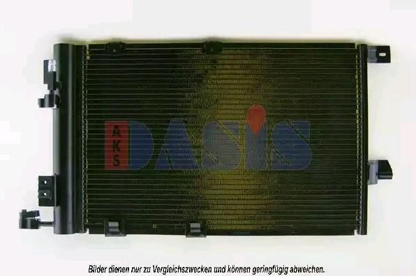 Kondensator Klimaanlage AKS DASIS 152150N Erfahrung