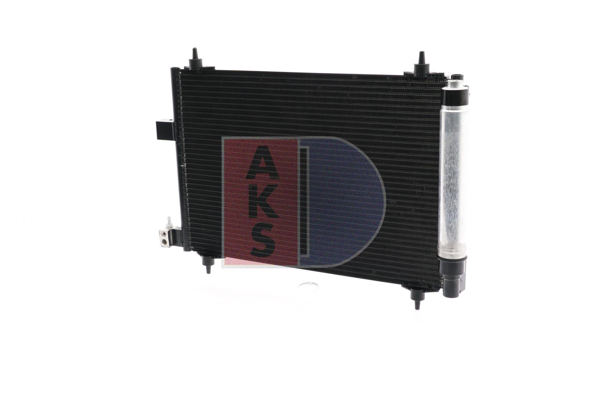 162013N Kondensator, Klimaanlage 4044455444299 profitabel