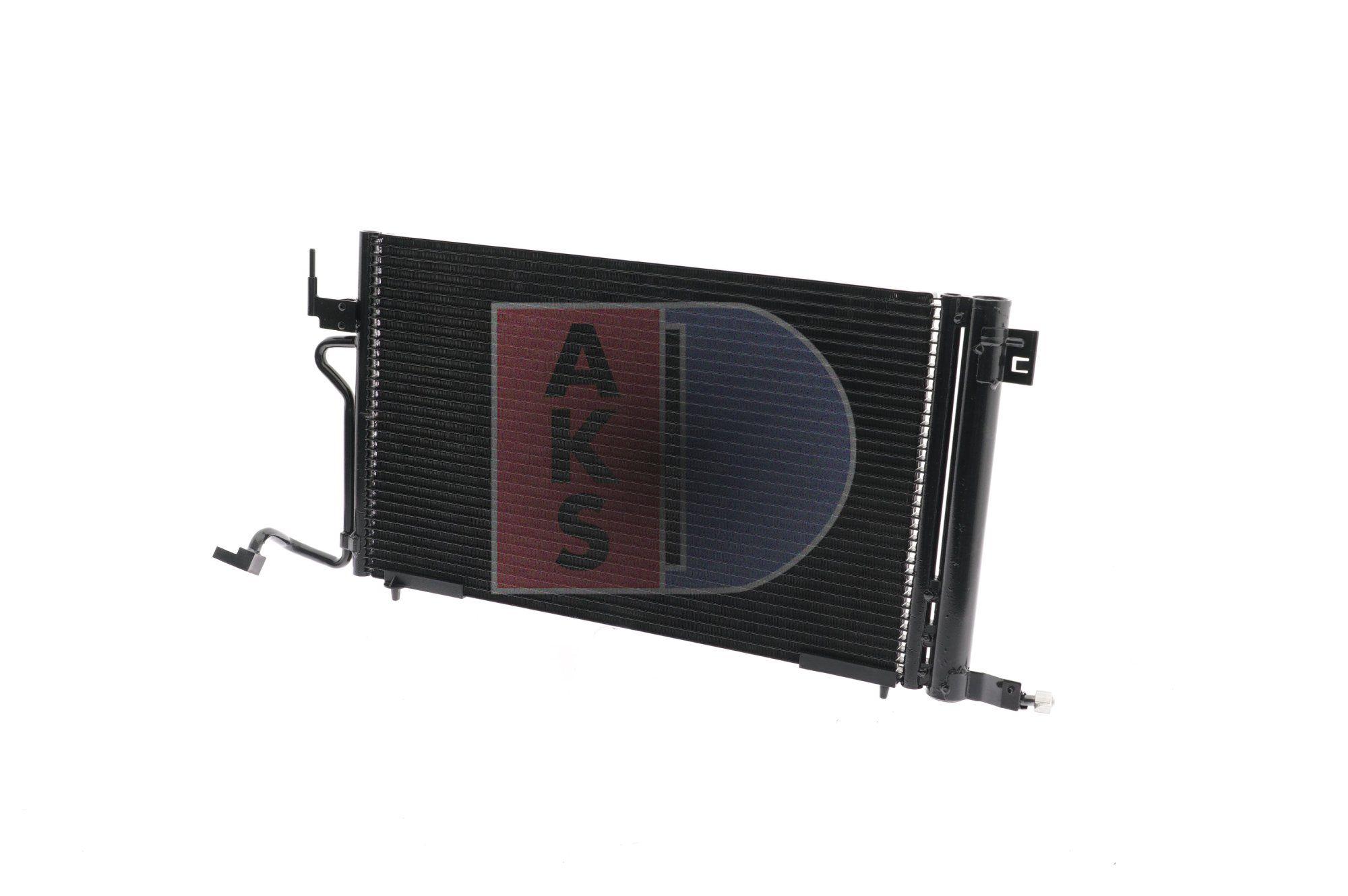 Klimakondensator 162100N AKS DASIS 162100N in Original Qualität