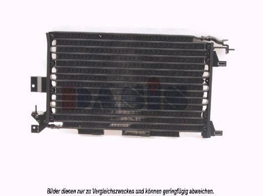 Klimakondensator 162130N AKS DASIS 162130N in Original Qualität