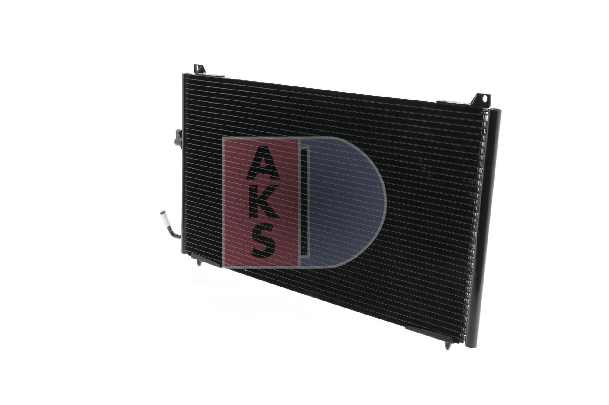 AKS DASIS  162300N Kondensator, Klimaanlage Netzmaße: 645x378x16