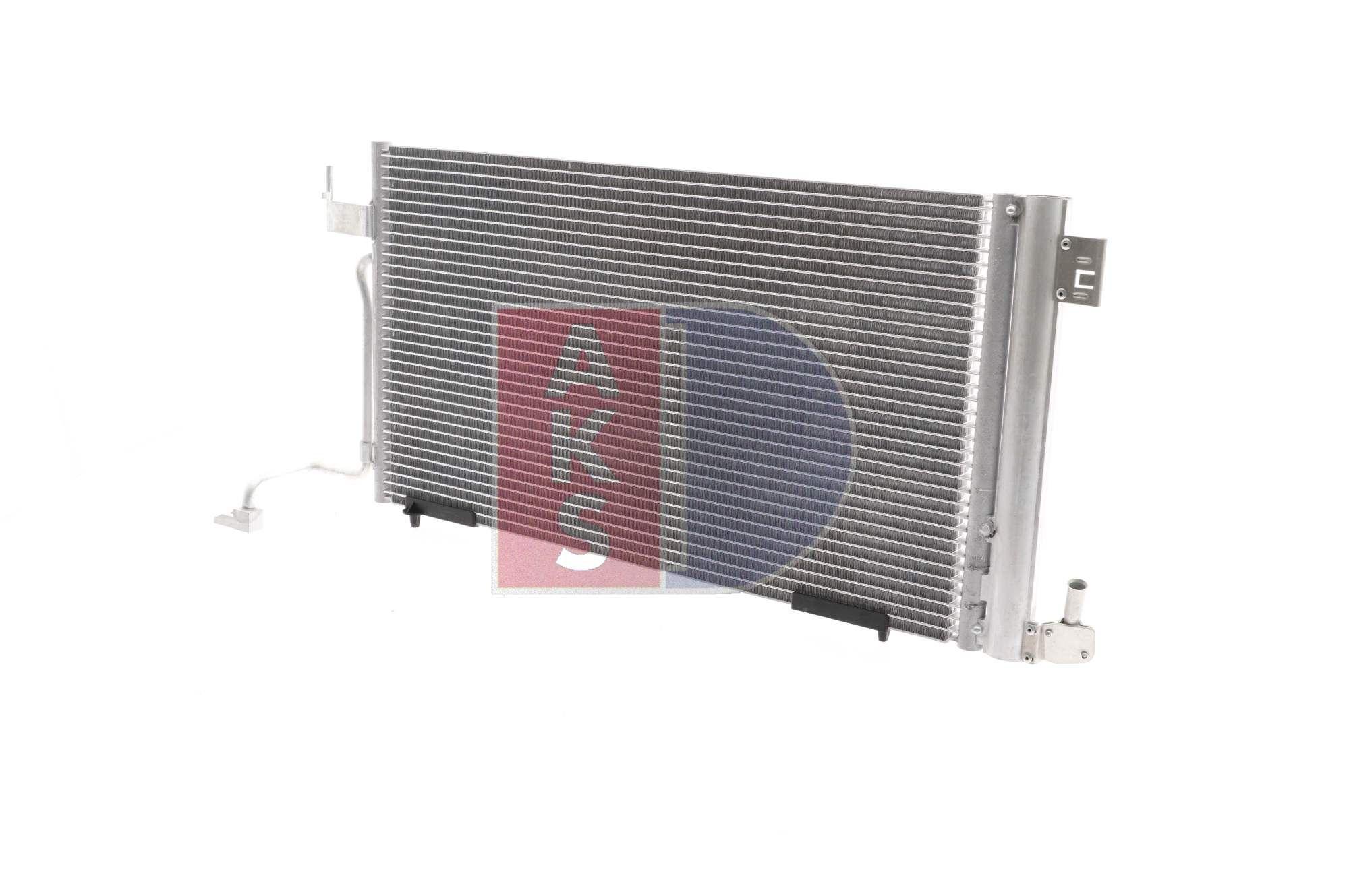 Klimakondensator 162310N AKS DASIS 162310N in Original Qualität