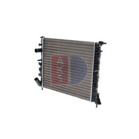 Kühler, Motorkühlung 180200N CLIO 2 (BB0/1/2, CB0/1/2) 1.5 dCi Bj 2018