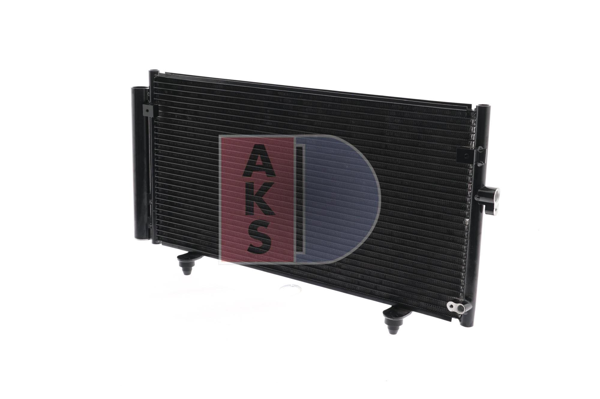 Kondensator Klimaanlage AKS DASIS 352011N Erfahrung