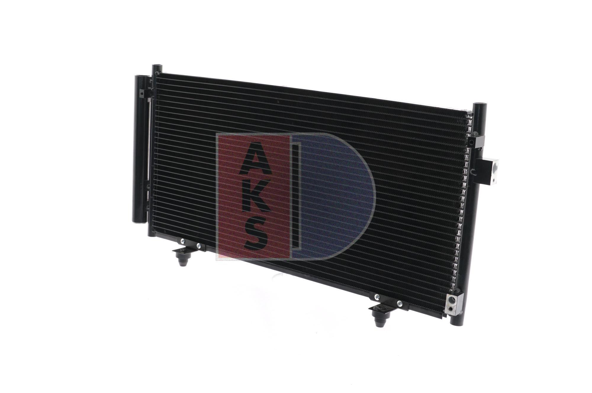 Klimakondensator 352015N AKS DASIS 352015N in Original Qualität