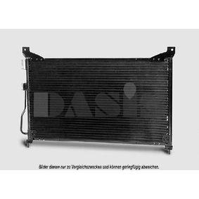 Кондензатор, климатизация 372050N 800 (XS) 2.0 I/SI Г.П. 1999