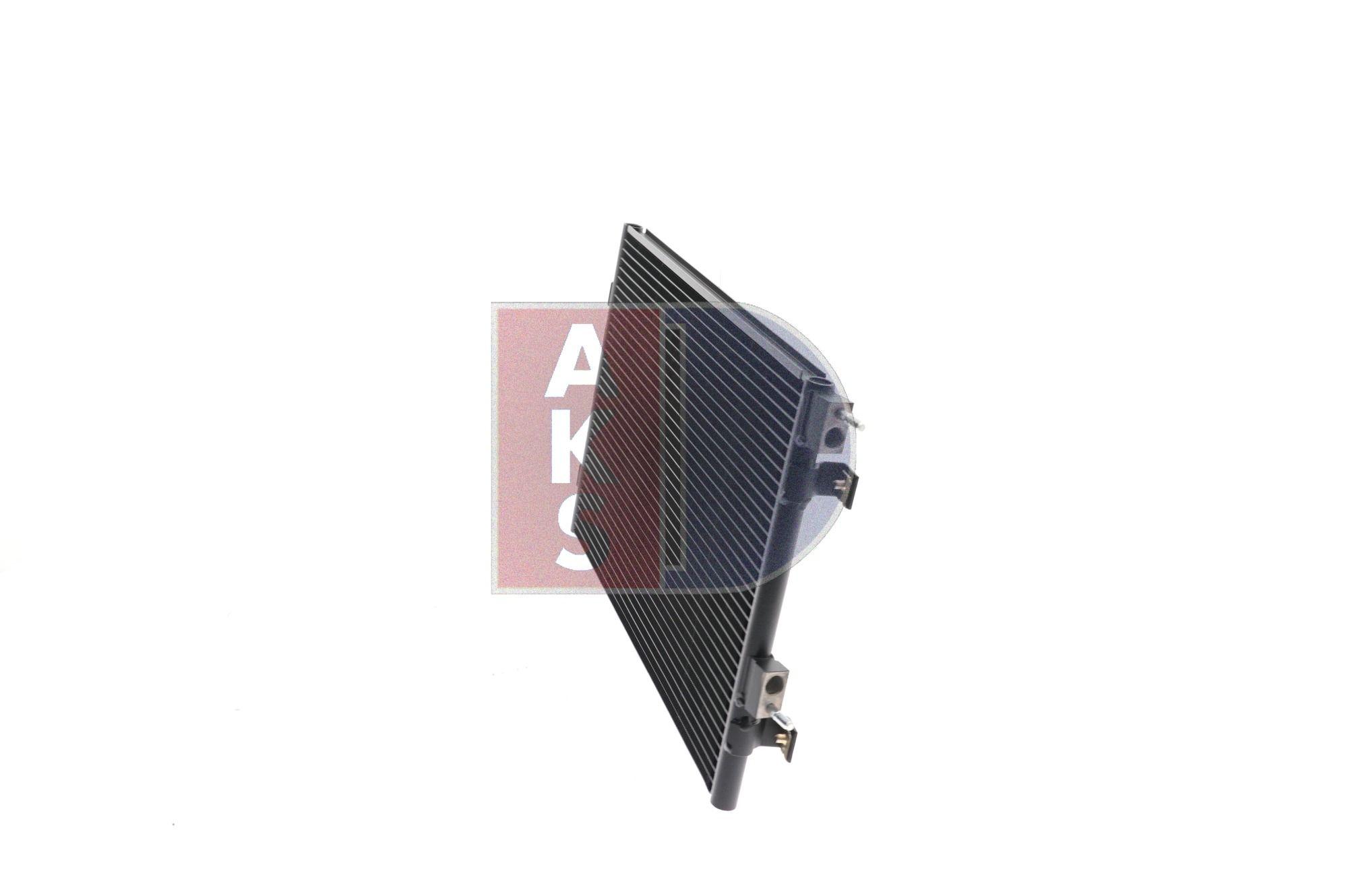 Kondensator Klimaanlage AKS DASIS 522008N 4044455323990