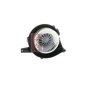 Innenraumgebläse Spannung: 12V mit OEM-Nummer 6Q1820015C