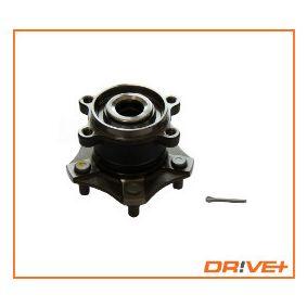 2011 Nissan Juke f15 1.6 DIG-T 4x4 Wheel Bearing Kit DP2010.10.0535
