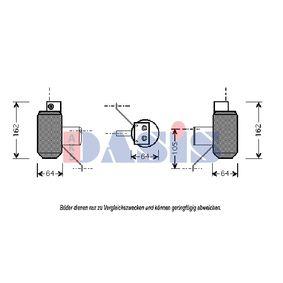 Изсушител, климатизация 801310N 25 Хечбек (RF) 2.0 iDT Г.П. 2000