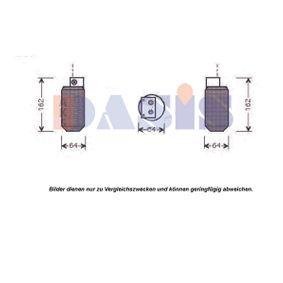 Изсушител, климатизация 801320N 25 Хечбек (RF) 2.0 iDT Г.П. 2004