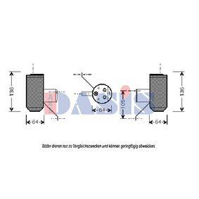 Изсушител, климатизация 803940N 25 Хечбек (RF) 2.0 iDT Г.П. 2003