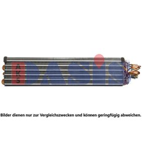 Evaporator, air conditioning 820179N PUNTO (188) 1.2 16V 80 MY 2004