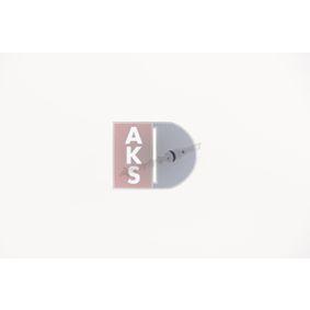 AKS DASIS Expansionsventil, Klimaanlage 840280N für AUDI COUPE (89, 8B) 2.3 quattro ab Baujahr 05.1990, 134 PS