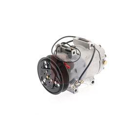 AKS DASIS Kompressor, Klimaanlage 858320N für AUDI 80 (8C, B4) 2.8 quattro ab Baujahr 09.1991, 174 PS