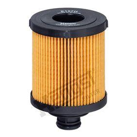 Filtro olio Ø: 67mm, Diametro interno: 27mm, Alt.: 100mm con OEM Numero 551 972 18