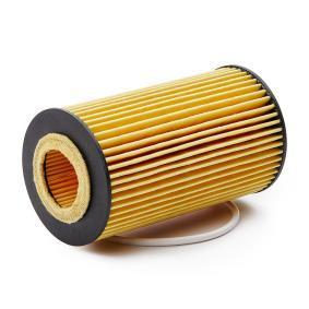 Ölfilter Ø: 65mm, Innendurchmesser 2: 29mm, Innendurchmesser 2: 29mm, Höhe: 117mm mit OEM-Nummer 68091827 AA