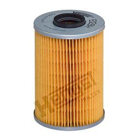 Ölfilter Ø: 82mm, Innendurchmesser 2: 29mm, Innendurchmesser 2: 28mm, Höhe: 128mm mit OEM-Nummer 11-42-9-063-138
