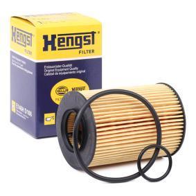 Ölfilter Ø: 57,0mm, Innendurchmesser 2: 27,0mm, Höhe: 89,5mm mit OEM-Nummer 2661840325