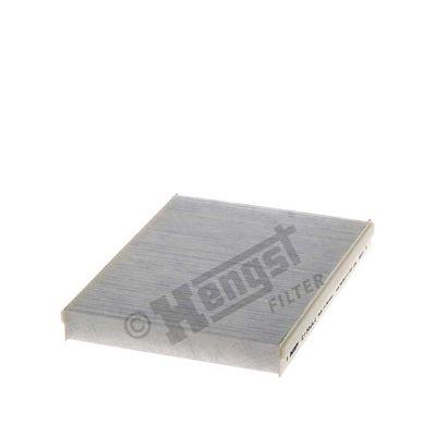 HENGST FILTER  E1962LI Filter, Innenraumluft Länge: 216mm, Breite: 168mm, Höhe: 26mm