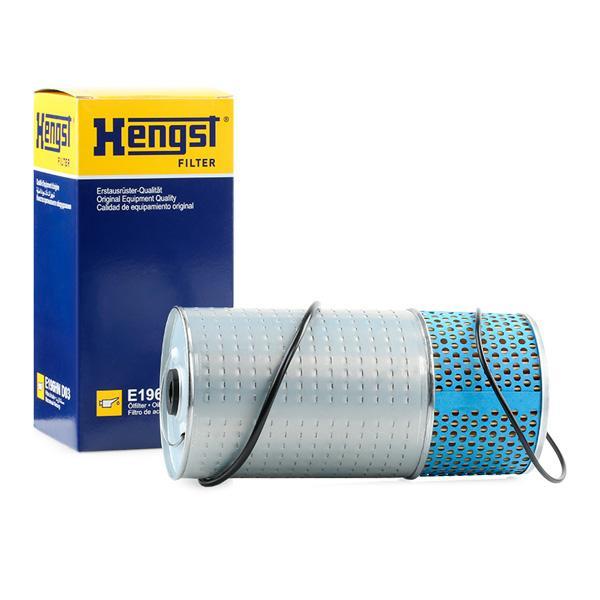 Ölfilter HENGST FILTER E196HN D03