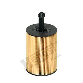 HENGST FILTER Oljefilter E19H D83 med OEM Koder 071115562C
