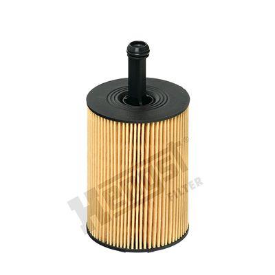 HENGST FILTER  E19H D83 Filtro de aceite Ø: 72mm, Diám. int. 2: 35mm, Diám. int. 2: 35mm, Altura: 141mm