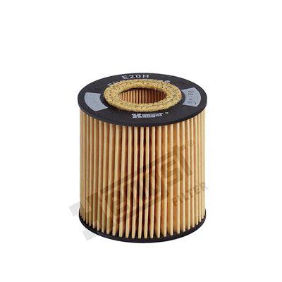 HENGST FILTER  E20H D79 Oil Filter Ø: 67mm, Inner Diameter 2: 26mm, Inner Diameter 2: 29mm, Height: 71mm