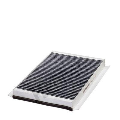 HENGST FILTER  E2916LC Filter, Innenraumluft Länge: 355mm, Breite: 232mm, Höhe: 36mm
