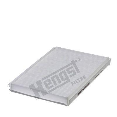 HENGST FILTER  E2955LI Filter, Innenraumluft Länge: 266mm, Breite: 190mm, Höhe: 27mm