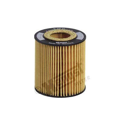 HENGST FILTER  E29H D89 Ölfilter Ø: 70,0mm, Innendurchmesser 2: 32,0mm, Höhe: 79,0mm